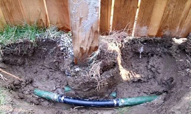 Sprinkler system repair in billings