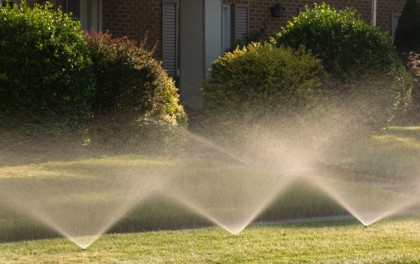 water efficient sprinkler heads